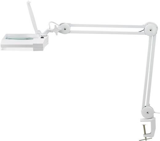Lupenleuchte 2 x 9 W TOOLCRAFT Vergrößerungsfaktor: 1,75 x Lupen-Durchmesser: 190 x 155 mm Arbeits-Radius: 90 cm