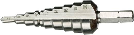 HSS Stufenbohrer 4 - 20 mm Wera 05104672001 Gesamtlänge 20 mm Zylinderschaft 1 St.