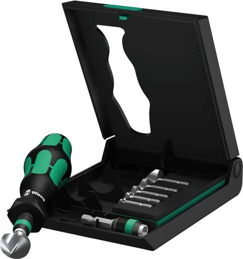 "Kegelsenker-Set 8teilig 6.3 mm, 8.3 mm, 10.4 mm, 12.4 mm, 16.5 mm, 20.5 mm HSS Wera 845/8 05104655001 1/4"" (6.3 mm) 1 Set"