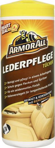 Lederpflege Tücher ArmorAll 39020L 24 St.