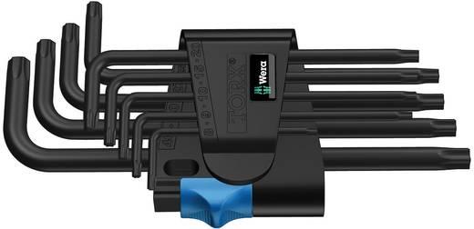 Innen-TORX Winkelschraubendreher-Set 9teilig Wera 967 L/9 TORX® HF