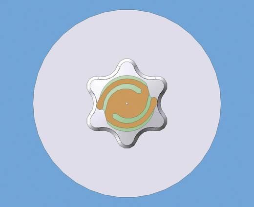 Elektronik- u. Feinmechanik Torx-Schraubendreher Wiha TORX MAGIC SPRING T 10 X 50 Größe (Schraubendreher) T 10 Klingenlä