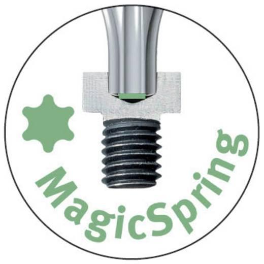 Elektronik- u. Feinmechanik Torx-Schraubendreher Wiha TORX MAGIC SPRING T 10 X 50 Größe T 10 Klingenlänge: 50 mm