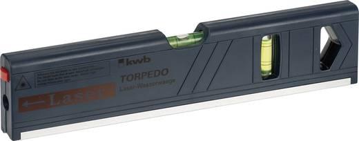 Laser-Wasserwaage 27 cm 825058 Kalibriert nach: Werksstandard (ohne Zertifikat)
