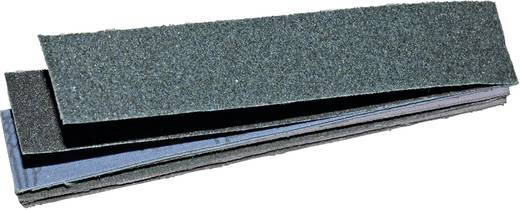 Schleifpapier für Schmirgelfeile Körnung 80, 120, 180, 240 (L x B) 127 mm x 25 mm RONA 450813 1 Set