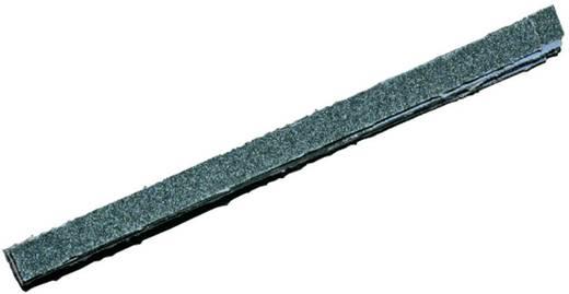 Schleifpapier für Schmirgelfeile Körnung 80, 120, 180, 240 (L x B) 127 mm x 8 mm 450812 1 Set