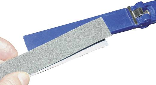 Schleifpapier für Schmirgelfeile Körnung 80, 120, 180, 240 (L x B) 127 mm x 25 mm 450813 1 Set