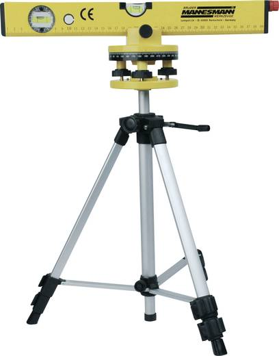 Laser-Wasserwaage inkl. Stativ 40 cm 30 m Brüder Mannesmann 81125 0.5 mm/m Kalibriert nach: Werksstandard (ohne Zertifi