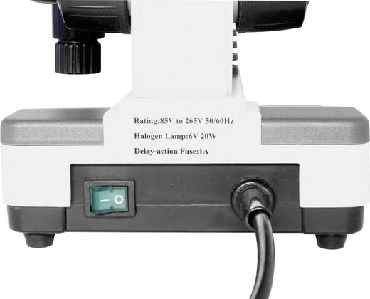 Durchlichtmikroskop Binokular 1000 x Bresser Optik Durchlicht