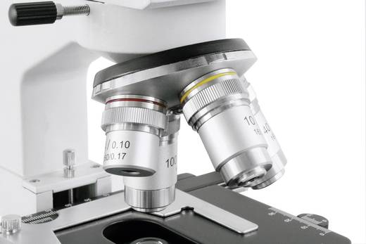 Durchlichtmikroskop Trinokular 1000 x Bresser Optik Durchlicht