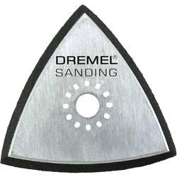 Vybrační trojúhelník na suchý zip Dremel 2615M011JA
