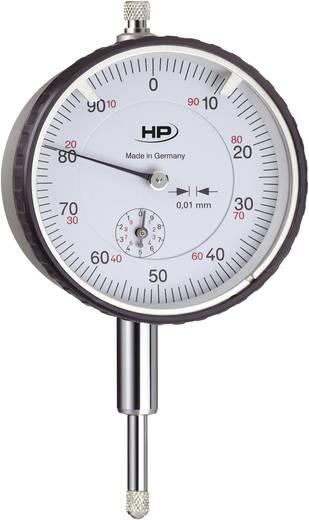 Messuhr 10 mm Helios Preisser 0701111 Ablesung: 0.01 mm