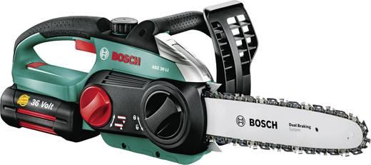 Akku Kettensäge inkl. Akku 36 V Li-Ion Bosch AKE 30 LI Schwertlänge 300 mm