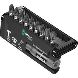 Sada bitov Wera 8755-9 IDC Impaktor 05057684001, 25 mm, nástrojová ocel, diamantová vrstva, legované, 10-dielna