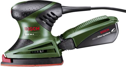Multischleifer 160 W Bosch Home and Garden PSM 160 A 0603377000 62.93 x 102 mm