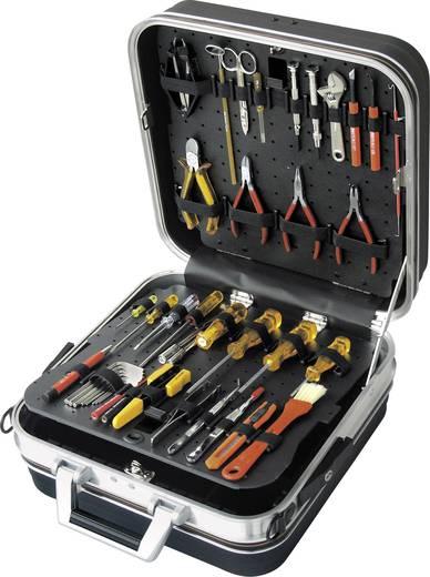 Elektriker Werkzeugkoffer bestückt 41teilig Bernstein ELECTRONIC SERVICE-KOFFER HANDY 1500 (L x B x H) 340 x 360 x 180 m