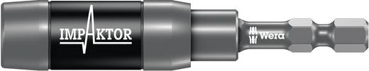 "Wera 897/4 Impaktor R Impaktor Halter mit Ringmagnet und Sprengring Länge 75 mm Antrieb 1/4"" (6.3 mm)"