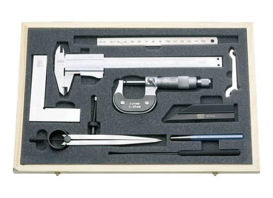 Messwerkzeug-Sets beinhalten alle wichtigen Komponenten