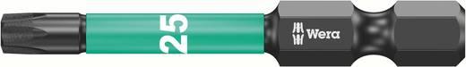Torx-Bit T 25 Wera 867/4 IMP DC / TX 25 X 50 Werkzeugstahl legiert, diamantbeschichtet F 6.3 1 St.