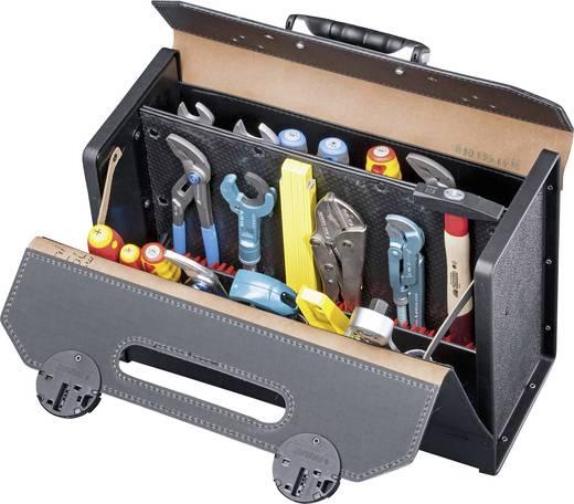 Profi Werkzeugtasche unbestückt Parat TOP-LINE Plus & Fix 15000571 (B x H x T) 460 x 370 x 200 mm