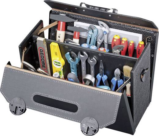 Profi Werkzeugtasche unbestückt Parat PARAT TOP-LINE KingSize 16100571 (B x H x T) 490 x 360 x 210 mm