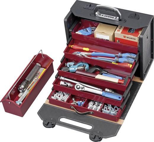 Profi Werkzeugtasche unbestückt Parat TOP-LINE Organize 42000571 (B x H x T) 450 x 360 x 200 mm