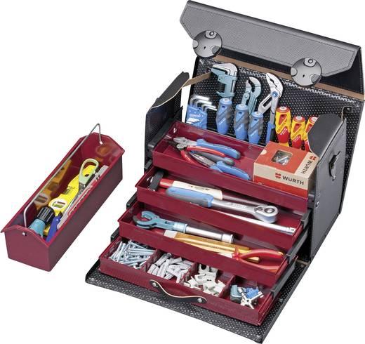 Profi Werkzeugtasche unbestückt Parat TOP-LINE Plus & Style Organize 43000581 (B x H x T) 430 x 330 x 220 mm