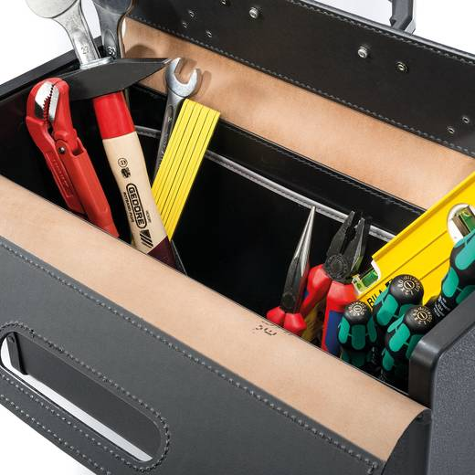 Universal Werkzeugtasche unbestückt Parat PARAT TOP-LINE Individual 57000571 (B x H x T) 500 x 360 x 190 mm