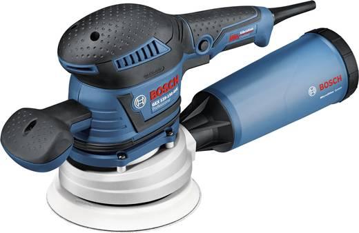 Exzenterschleifer inkl. Koffer 400 W Bosch GEX 125/150 AVE 060137B101 Ø 125 mm, Ø 150 mm