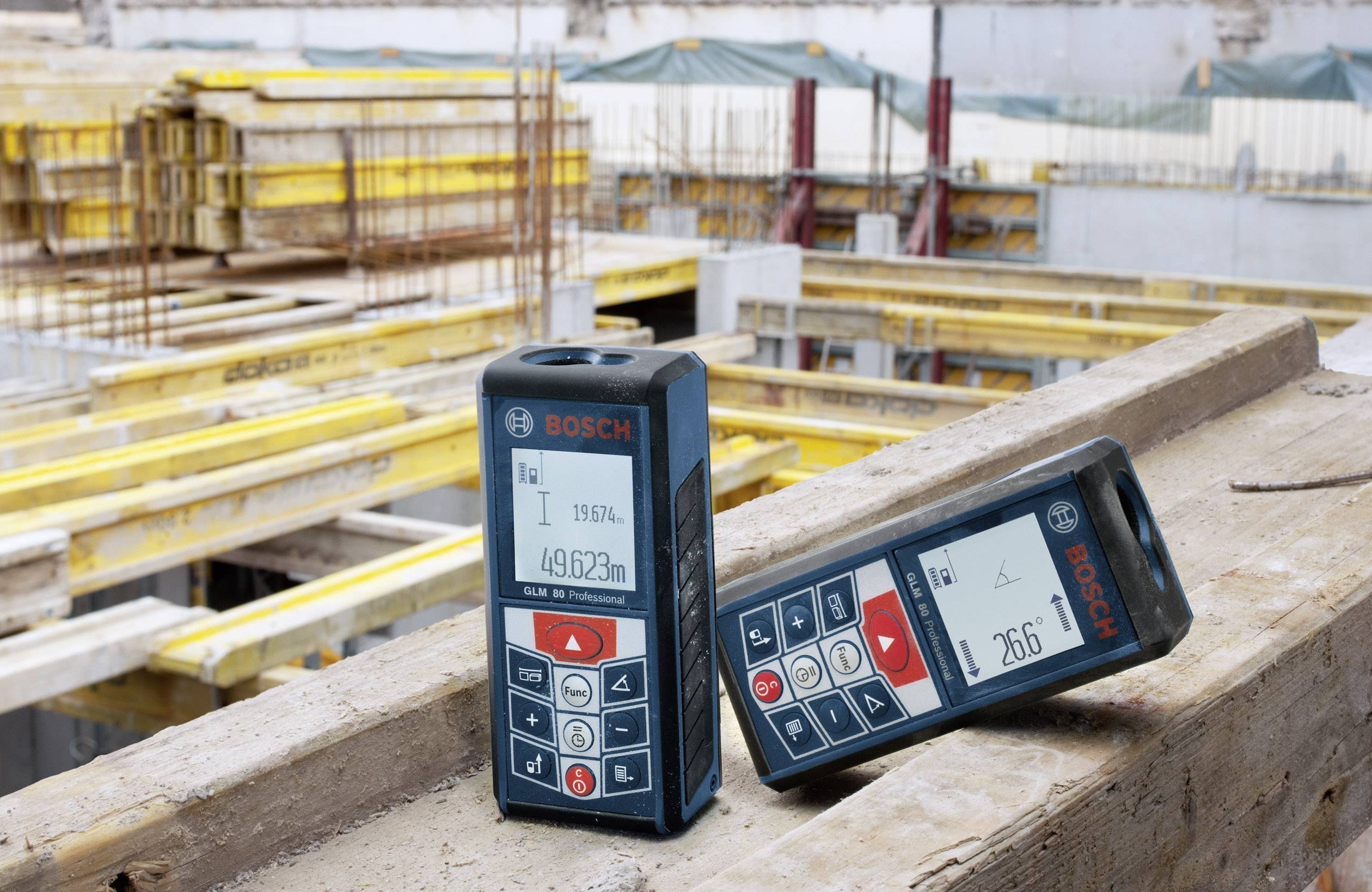 Bosch professional glm laser entfernungsmesser li ionen akku