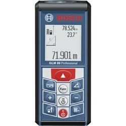 Laserový diaľkomer Bosch Professional GLM 80 0 601 072 300, max. rozsah 80 m