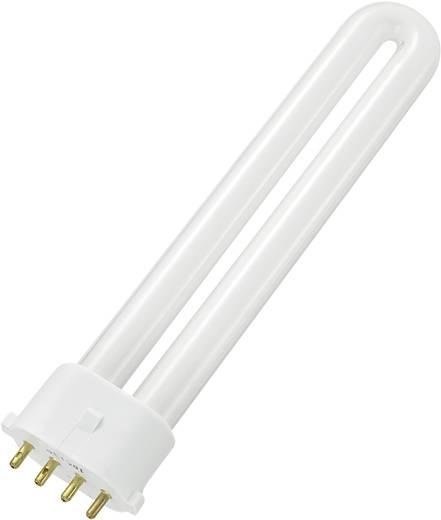 TOOLCRAFT Energiesparlampe EEK: A (A++ - E) 2G7 145 mm 9 W Kaltweiß Röhrenform 1 St.