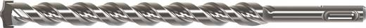 Hartmetall Hammerbohrer 6 mm Heller Bionic 156233 Gesamtlänge 160 mm SDS-Plus 1 St.