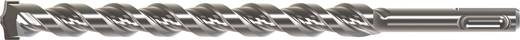 Hartmetall Hammerbohrer 6 mm Heller Bionic 28485 1 Gesamtlänge 600 mm SDS-Plus 1 St.