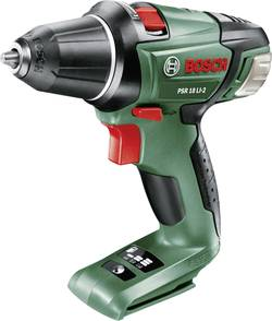 Aku vŕtací skrutkovač Bosch Home and Garden PSR 18 LI-2 0603973302, 18 V, Li-Ion akumulátor