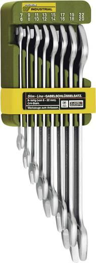 Doppel-Maulschlüssel-Satz 8teilig 6 - 22 mm N/A Proxxon Industrial SlimLine 23800
