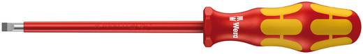 VDE Schlitz-Schraubendreher Wera 160 i Klingenbreite: 8 mm Klingenlänge: 200 mm DIN EN 60900