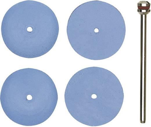 10er Elastische Silikonpolierer Radform Proxxon Micromot 28 294 Durchmesser 22 mm Schaft-Ø 2,35 mm