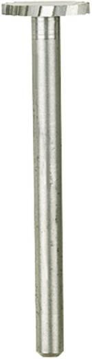 Wolfram-Vanadium-Stahl-Frässtifte Proxxon Micromot 28 727 Scheibenform Ø 10 mm Wolfram-Vanadium-Stahl Schaft-Ø 3.0 mm