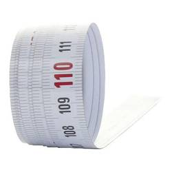 Měřicí páska HEDÜ X120, samolepicí, 2 m