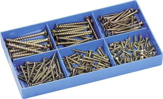 Spanplattenschraube 200 Teile 826242