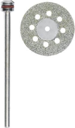 Image of Diamantierte Trennscheibe mit Kühllöchern Proxxon Micromot 28 844 Durchmesser 20 mm Innen-Ø 2.35 mm 2,35 mm 1 St.