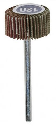 Schleiffächer aus Normalkorund Proxxon Micromot 28 984 Schaft-Ø 3 mm Körnung K120