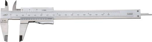 Taschenmessschieber 150 mm Helios Preisser Zakschuifmaat 0184 501 DIN 862