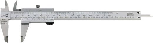 Taschenmessschieber 150 mm Helios Preisser 0185 501 DIN 862 Kalibriert nach DAkkS