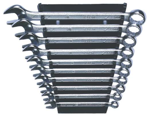 Ring-Maulschlüssel-Satz 10teilig 8 - 19 mm C.K. T4343M/10ST