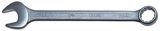 Ring-Maulschlüssel 19 mm DIN 3113 C.K. T4343M 19H
