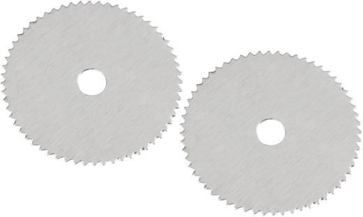 2er-Set Kreissägeblätter RONA 826617 Durchmesser: 19 mm Dicke:0.1 mm Sägeblatt