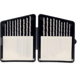 Sada špirálových vrtákov do kovu HSS225, 1.3 mm, 1.4 mm, 1.5 mm, 1.6 mm, 1.8 mm, 2 mm, 2.2 mm, 2.3 mm, 2.4 mm, 2.5 mm, N/A, HSS, 1 sada
