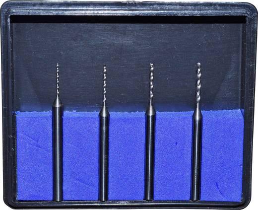 Leiterplatten-Bohrerset 826645 Inhalt 1 Set